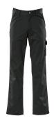 00299-430-09 Byxor med lårfickor - svart