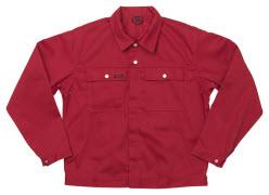 00509-430-02 Jacka - röd