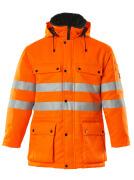 00510-660-14 Parkas - hi-vis orange