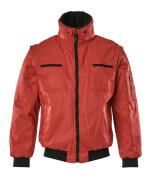 00520-620-02 Pilotjacka - röd