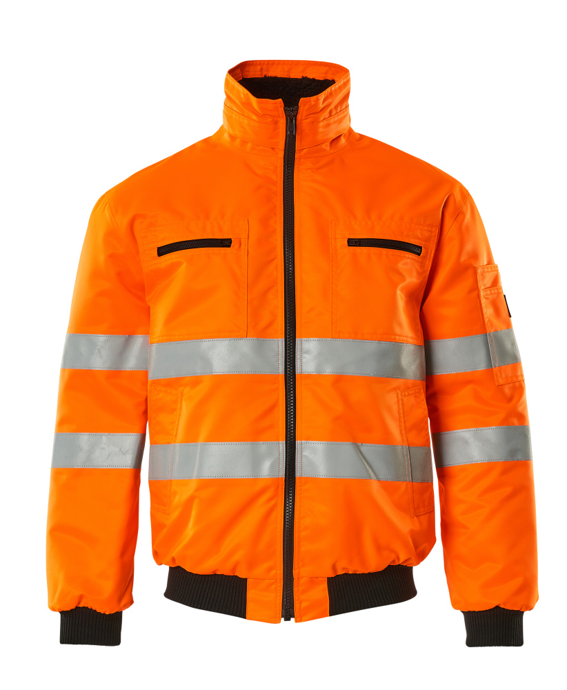 00534-880-14 Pilotjacka - hi-vis orange