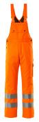 00592-880-14 Vinterhängselbyxor - hi-vis orange