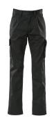 00773-430-09 Byxor med lårfickor - svart