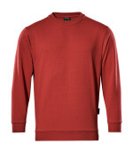 00784-280-02 Sweatshirt - röd