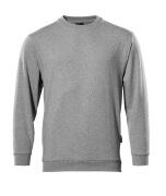 00784-280-08 Sweatshirt - grå-melerat