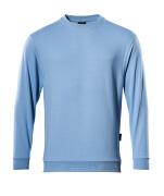 00784-280-A55 Sweatshirt - ljus-blå