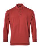00785-280-02 Pikésweatshirt - röd