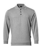 00785-280-08 Pikésweatshirt - grå-melerat