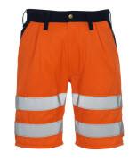 00949-860-141 Shorts - hi-vis orange/marin