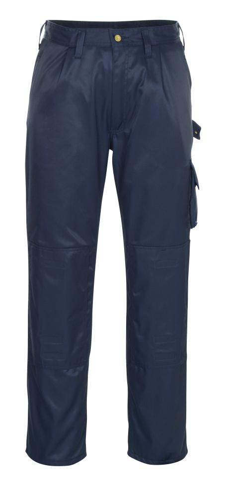 00979-620-01 Byxor med knäfickor - marin