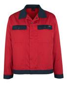 04509-800-21 Jacka - röd/marin