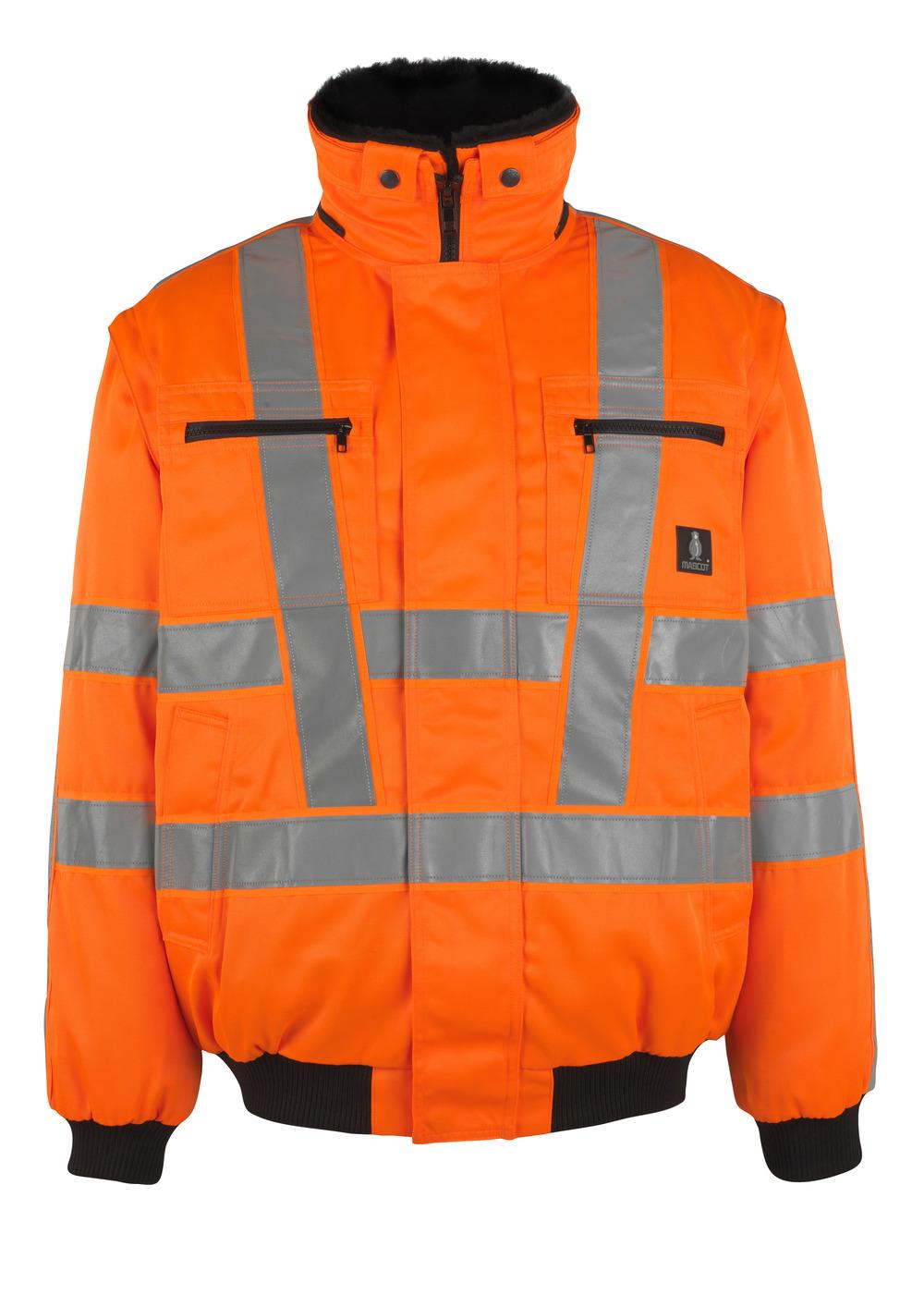 05020-660-14 Pilotjacka - hi-vis orange