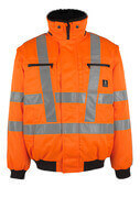 05020-660-14 Pilotjacka - hi-vis orange