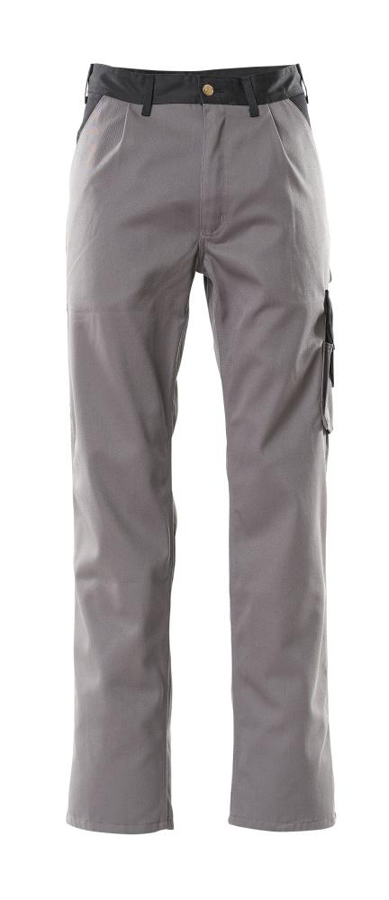 06279-430-8889 Byxor med lårfickor - antracit/svart