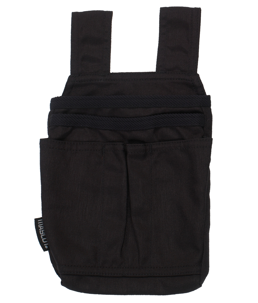 11011-012-09 Hängfickor - svart