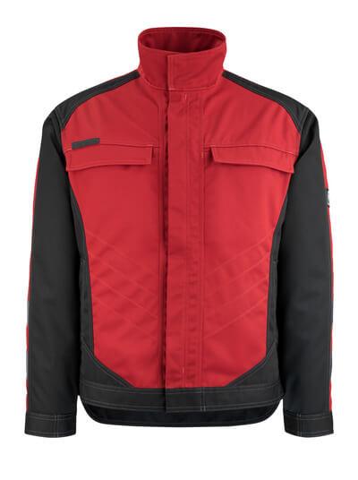 12009-203-0209 Jacka - röd/svart