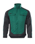 12209-442-0309 Jacka - grön/svart