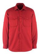 13004-230-02 Skjorta - röd