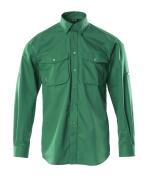 13004-230-03 Skjorta - grön