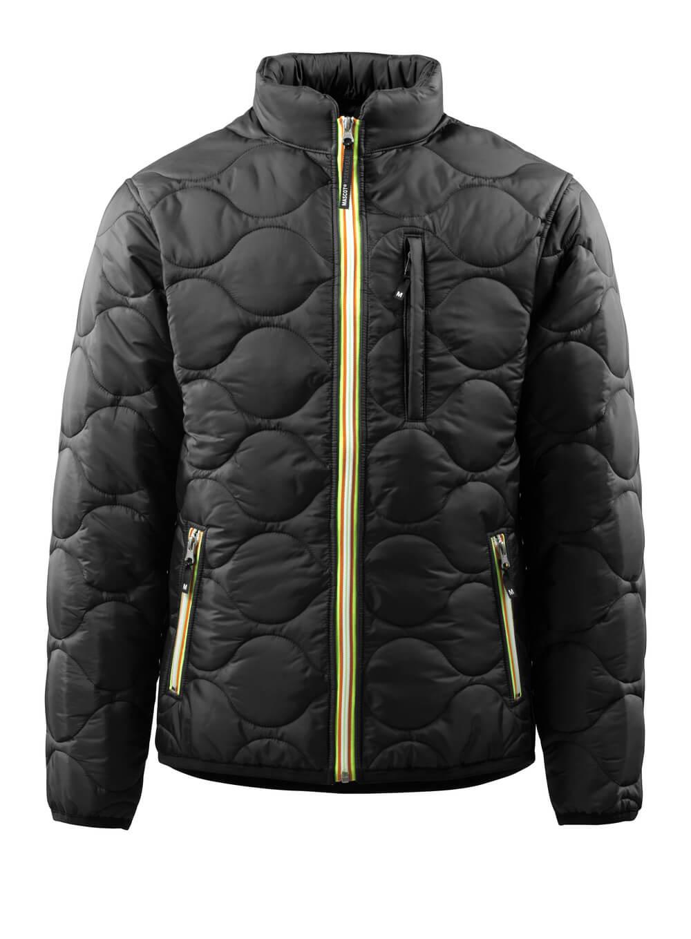 15015-998-09 Termojacka - svart