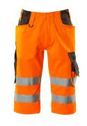15549-860-1418 Shorts, långa - hi-vis orange/mörk antracit