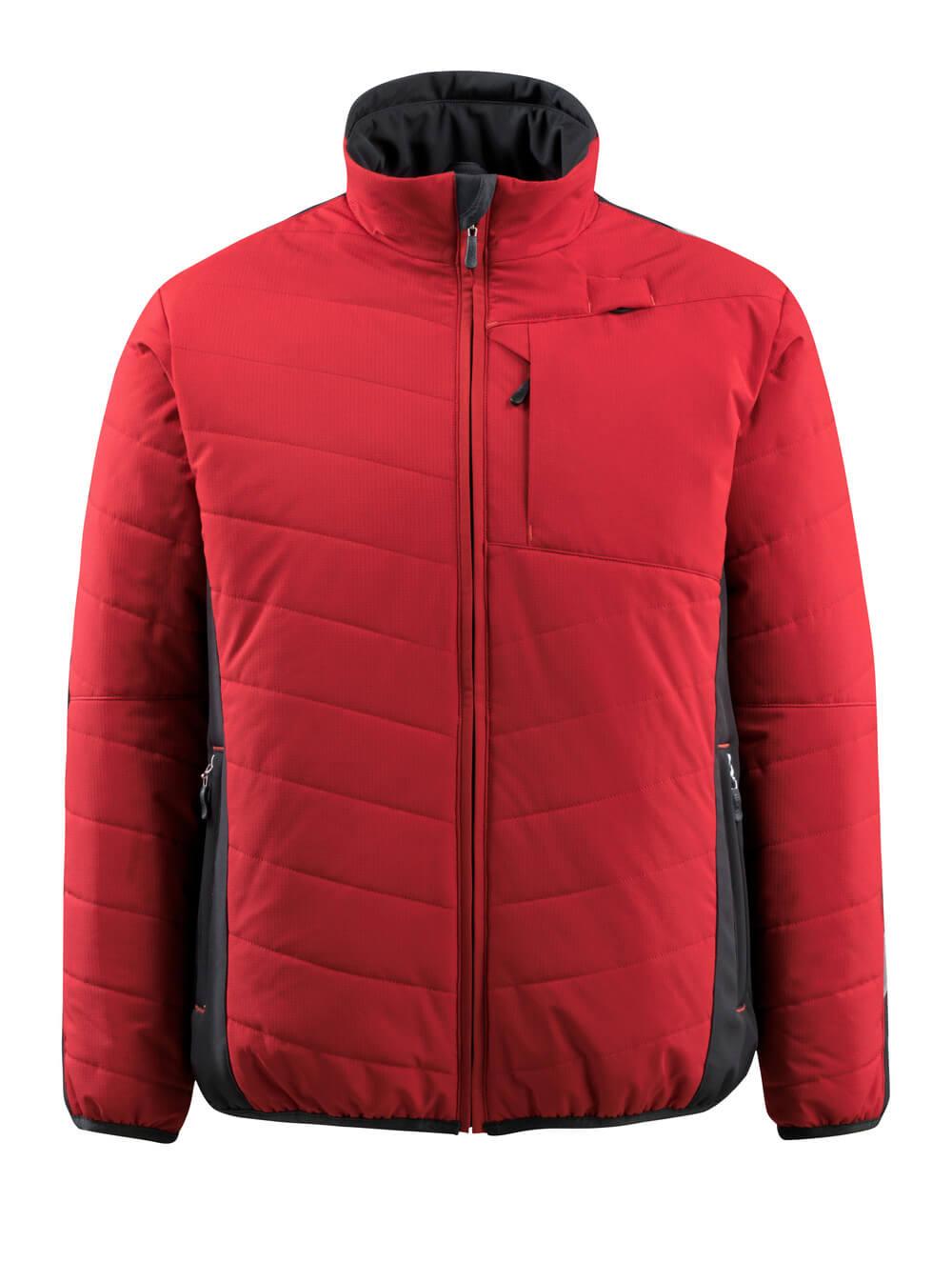 15615-249-0209 Termojacka - röd/svart