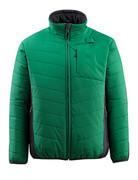 15615-249-0309 Termojacka - grön/svart