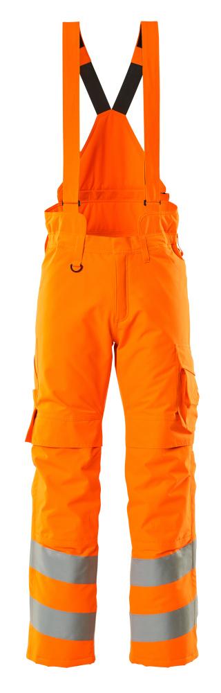 15690-231-14 Vinterbyxor - hi-vis orange