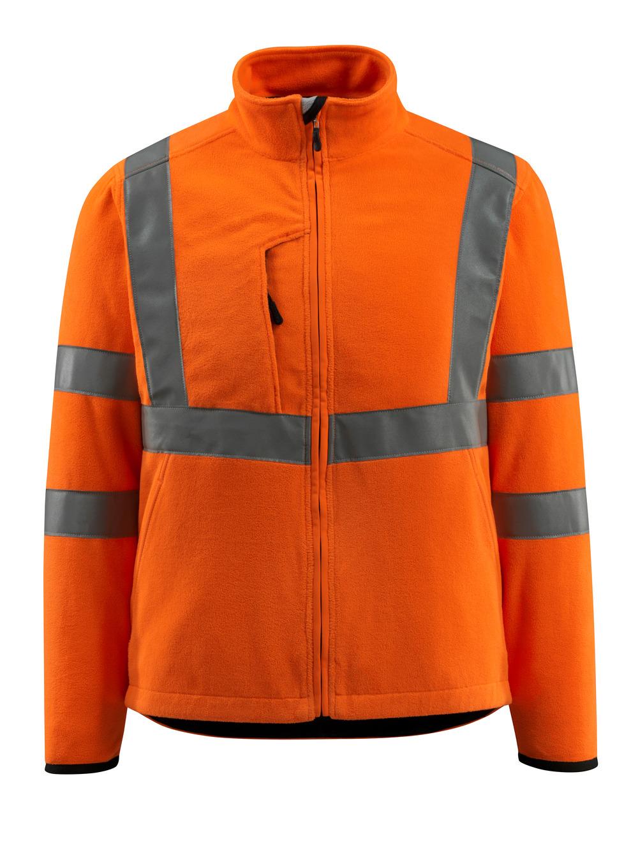 15903-270-14 Fleecejacka - hi-vis orange