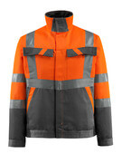 15909-948-1418 Jacka - hi-vis orange/mörk antracit
