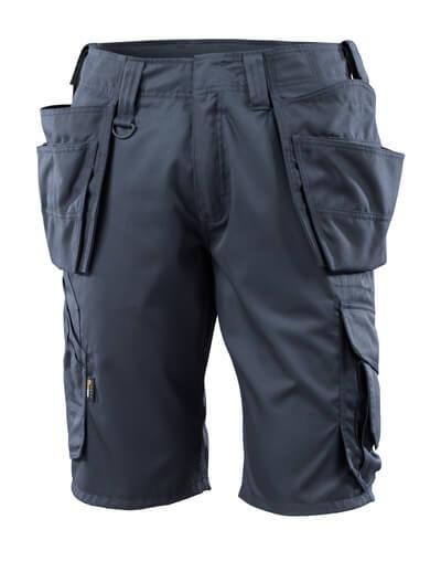 16049-230-06 Shorts med hängfickor - vit