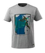 17082-250-06 T-shirt - vit