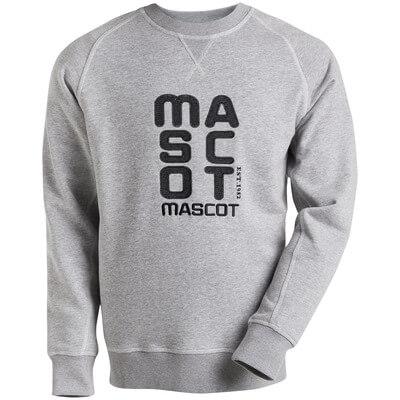 17084-830-08 Sweatshirt - grå