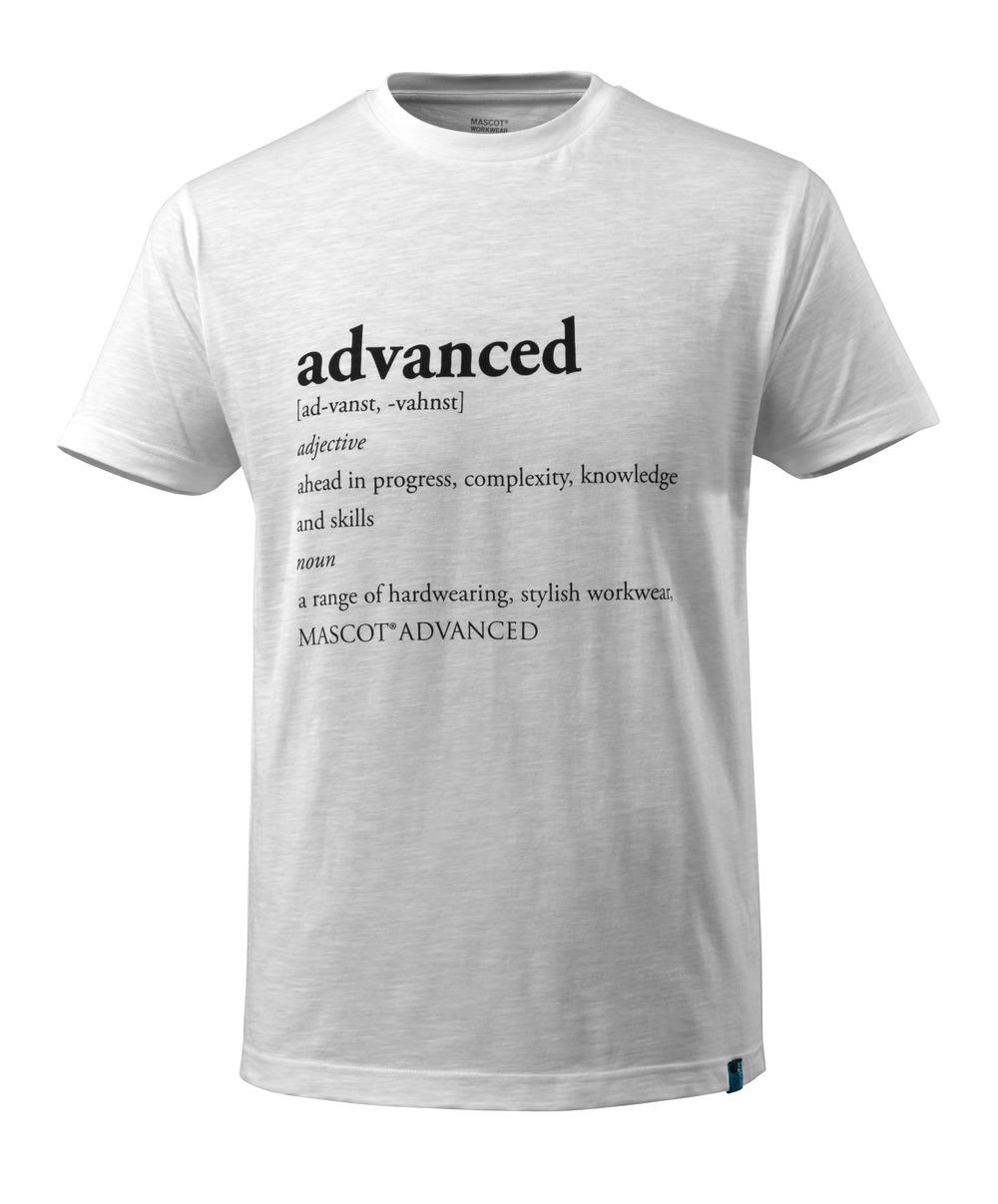 17181-983-06 T-shirt - vit