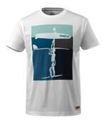 17182-250-06 T-shirt - vit