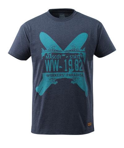 17282-994-08 T-shirt - grå