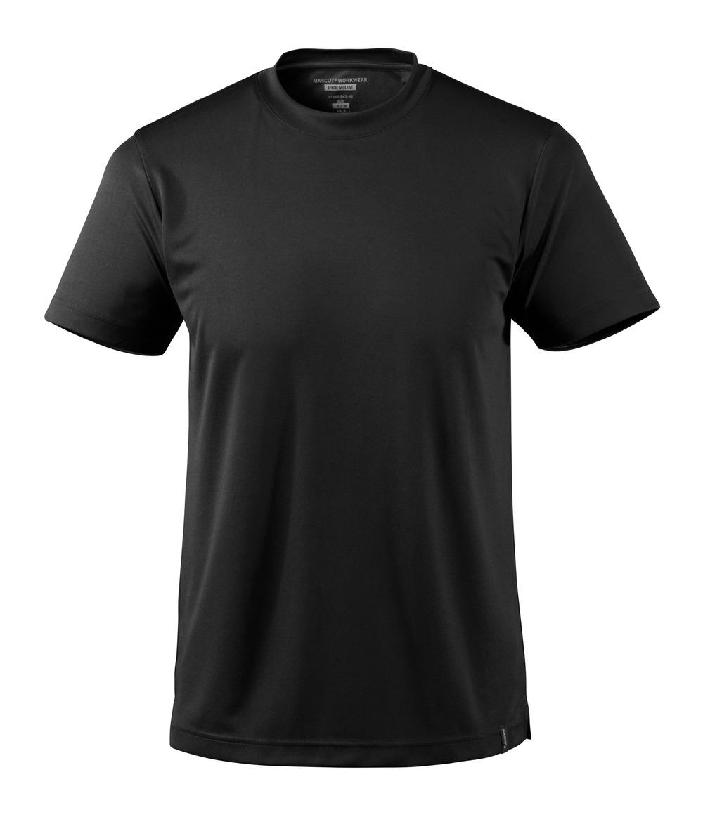17382-942-09 T-shirt - svart