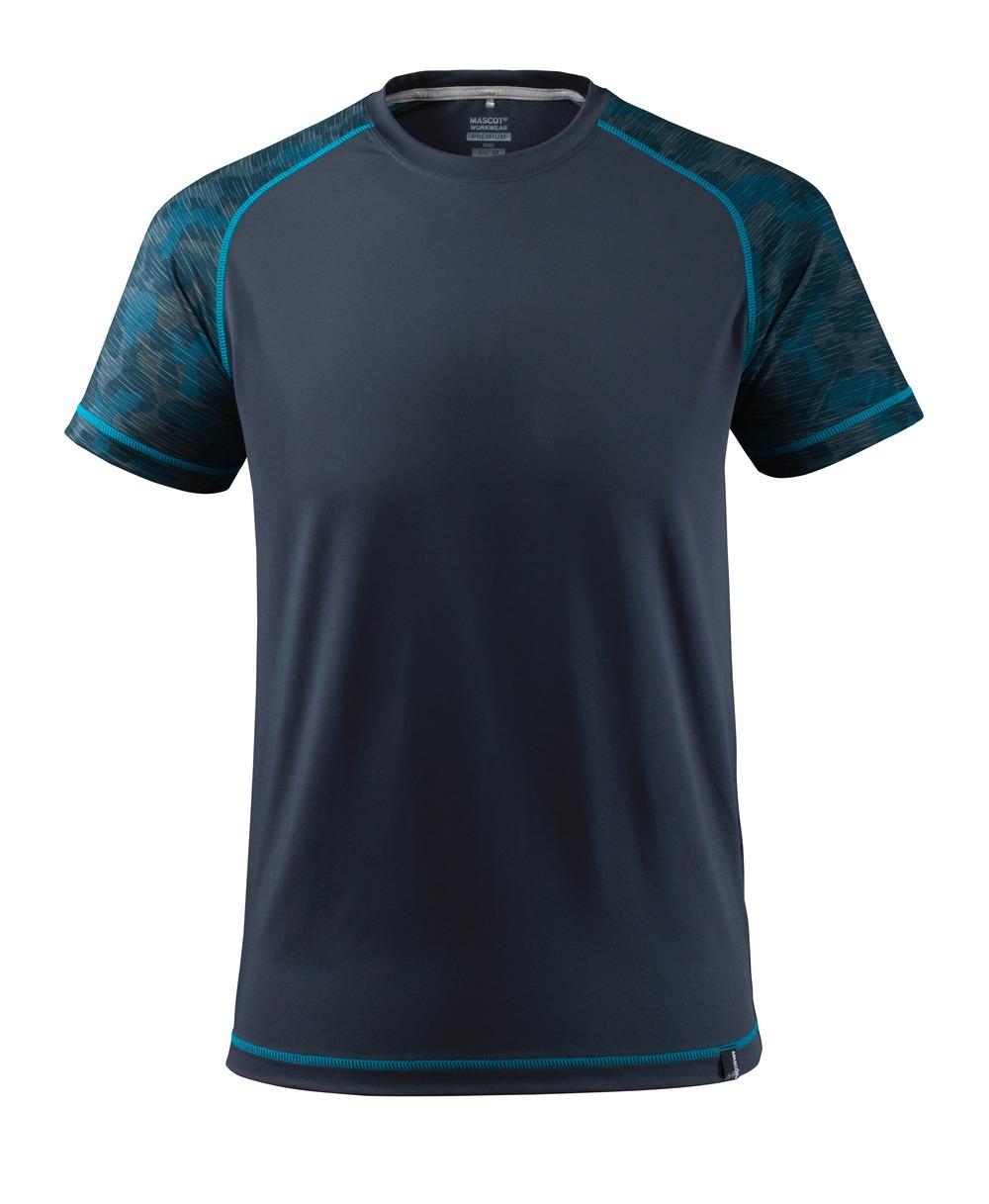 17482-944-010 T-shirt - mörk marin