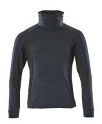 17584-319-01009 Sweatshirt - mörk marin/svart