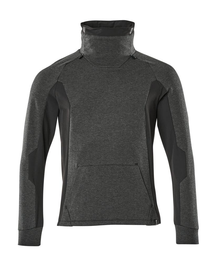 17584-319-09 Sweatshirt - svart