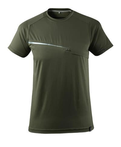 17782-945-09 T-shirt - svart
