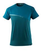 17782-945-44 T-shirt - mörk petroleum