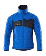 18015-318-91010 Jacka - azurblå/mörk marin