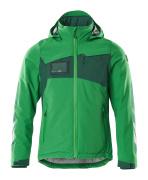 18035-249-33303 Vinterjacka - gräsgrön/grön