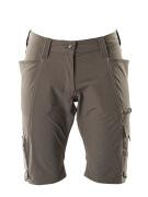 18048-511-18 Shorts - mörk antracit