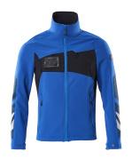 18101-511-91010 Jacka - azurblå/mörk marin
