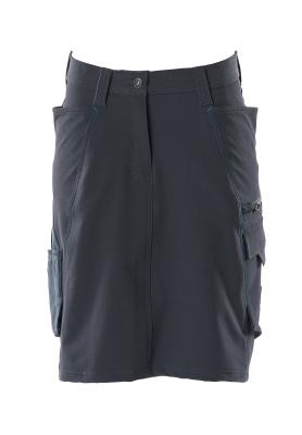 18147-511-010 Skirt - mörk marin