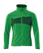 18303-137-33303 Fleecejacka - gräsgrön/grön