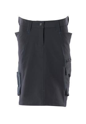 18347-511-010 Skirt - mörk marin