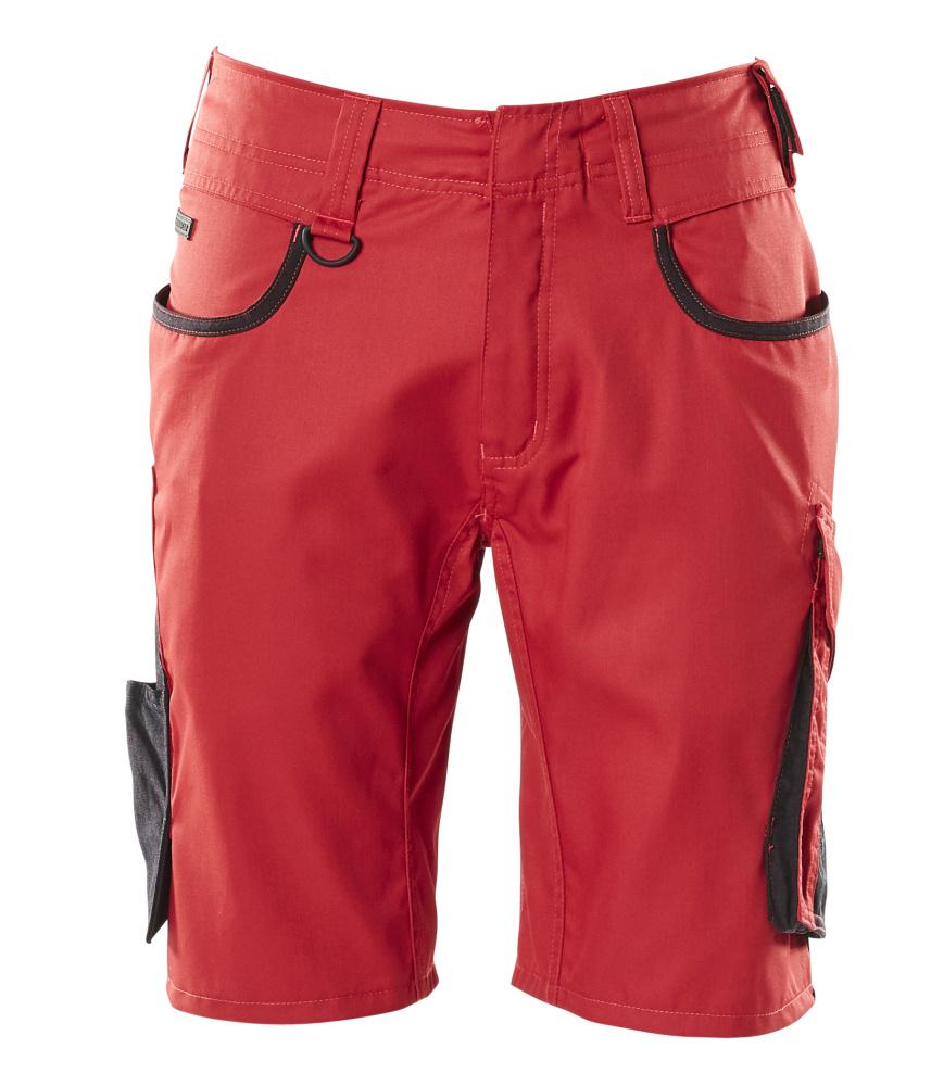 18349-230-0209 Shorts - röd/svart